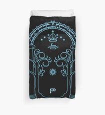 Gate to Moria Duvet Cover