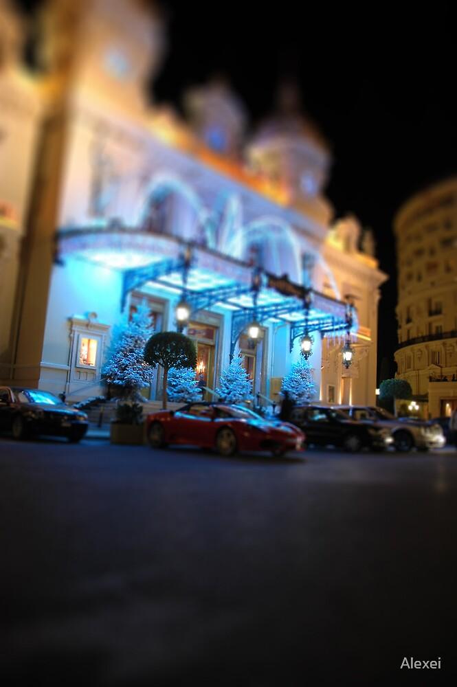 Model of Casino Monte-Carlo by Alexei
