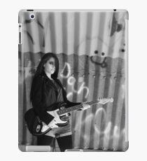 Punk rock kitten iPad Case/Skin