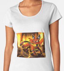 Pokemon - Torracat Women's Premium T-Shirt