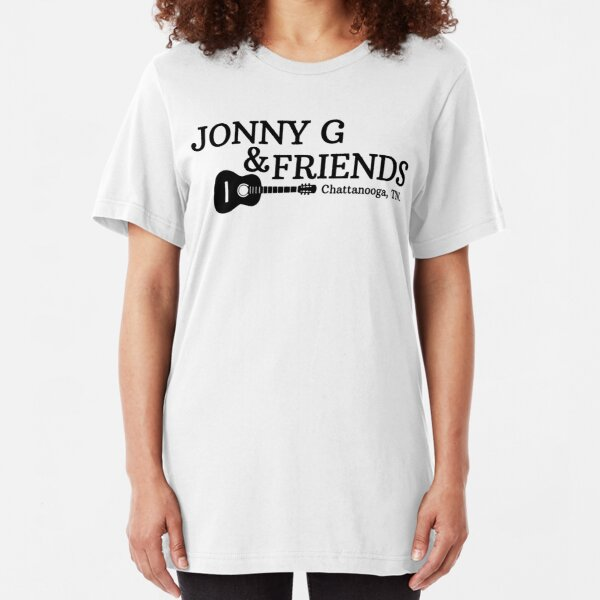 Jonny G & Friends Slim Fit T-Shirt