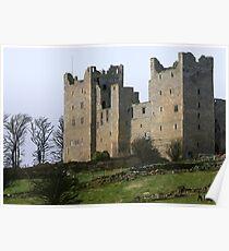 Bolton Castle Poster