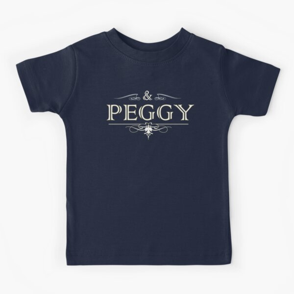 And Peggy Vintage T-Shirt from the Hamilton Broadway Musical - Aaron Burr Alexander Hamilton Gift Kids T-Shirt