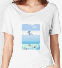 Lapras 8bits Women's Relaxed Fit T-Shirt