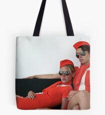 Butch homo erotic vibes Tote Bag