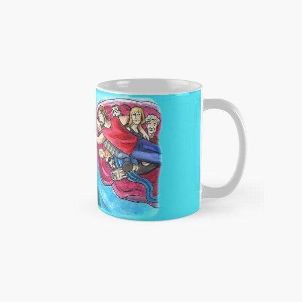 The Creation of Tommy - The Room Classic Mug