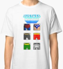 The league of asses Classic T-Shirt