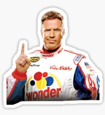 Ricky Bobby Sticker