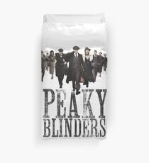 Peaky Blinders Lineup Duvet Cover
