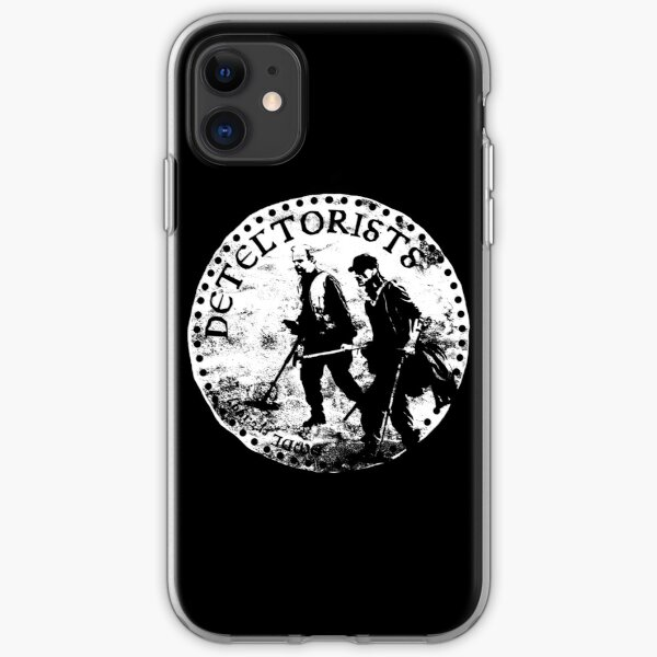 Detectorists - DMDC Anglo Saxon coin iPhone Soft Case