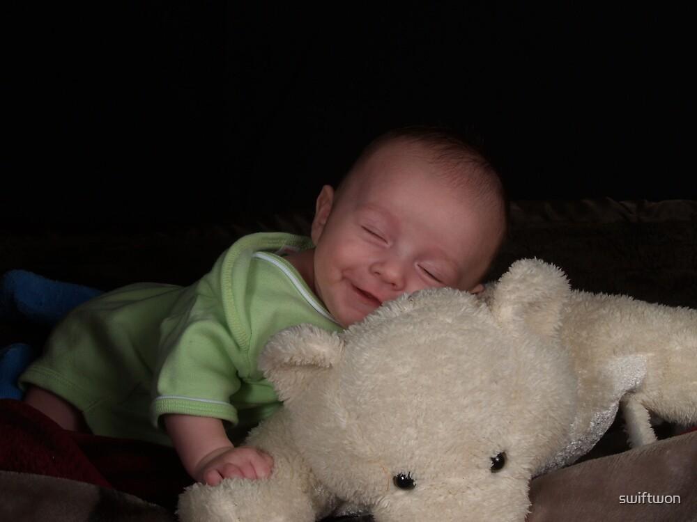 slumber bear by swiftwon