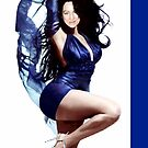 Blue Glamour by fancyjlondon