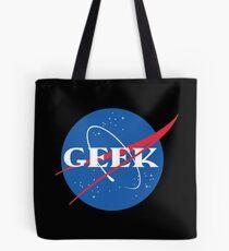 GEEK NASA Parody Meatball Tote Bag