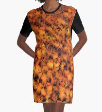 Automne Nocturne Graphic T-Shirt Dress