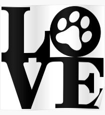 Love Pets Poster
