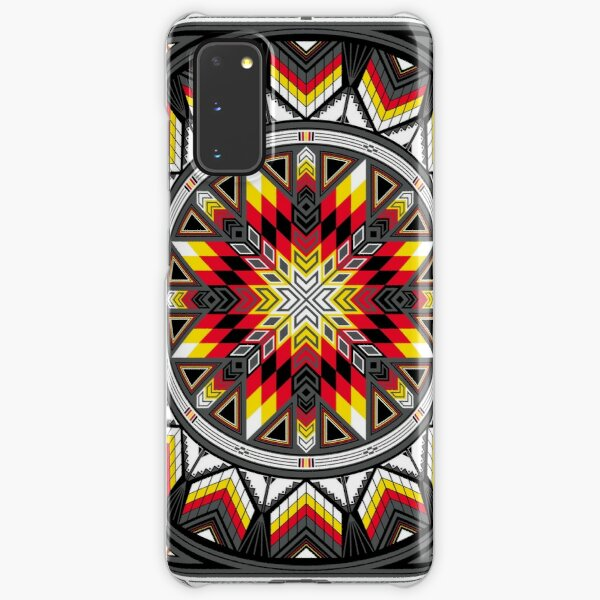 Sacred Places Red Samsung Galaxy Snap Case