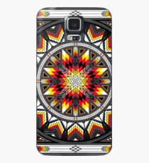 Sacred Places Red Case/Skin for Samsung Galaxy