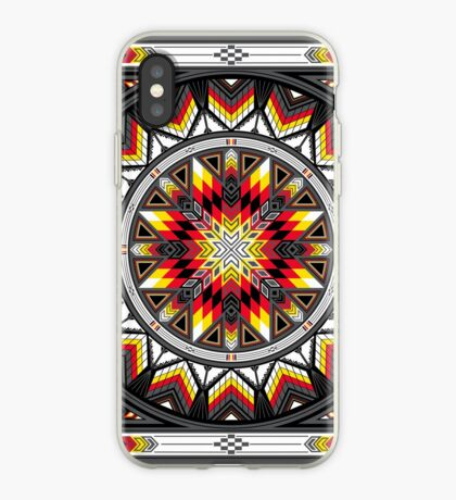 Sacred Places Red iPhone Case
