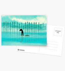 Loch Ness Monster Postcards