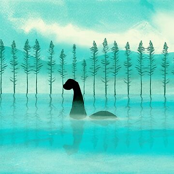 Loch Ness Monster by ashleycrowley1