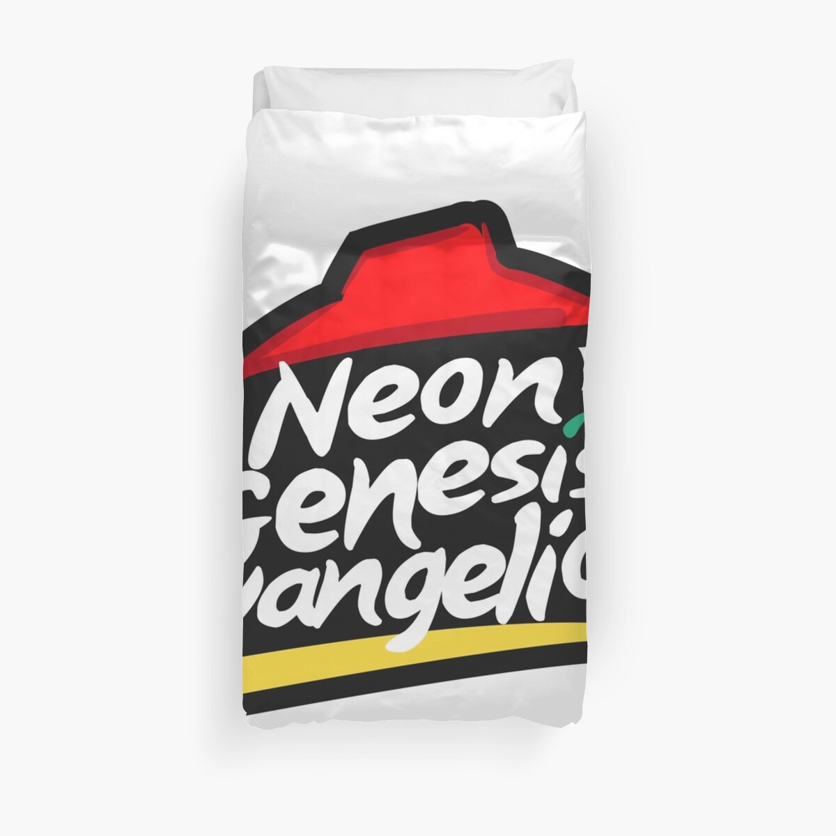 Neon Genesis Evangelion x Pizza Hut\