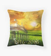 1916-2016 GPO Dublin Throw Pillow