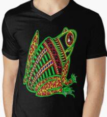 Dream time Frog Men's V-Neck T-Shirt