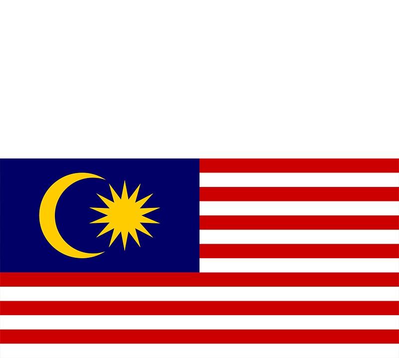 Malaysia flag by davdmark