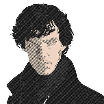 Sherlock Holmes by bellingk