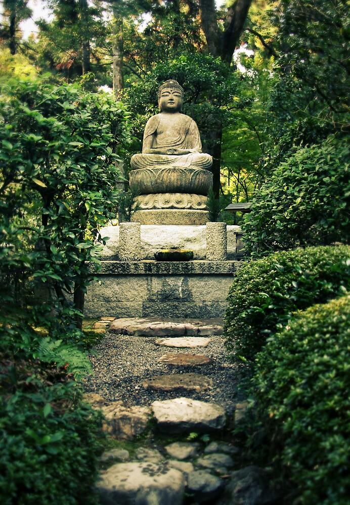 Buddha by Miko Coffey