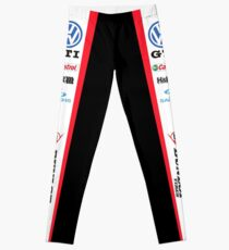 Golf GTI Nurburgring 24 hour Leggings Leggings