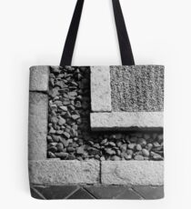 Stone Textures Tote Bag