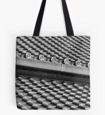 Roof Tiles Tote Bag