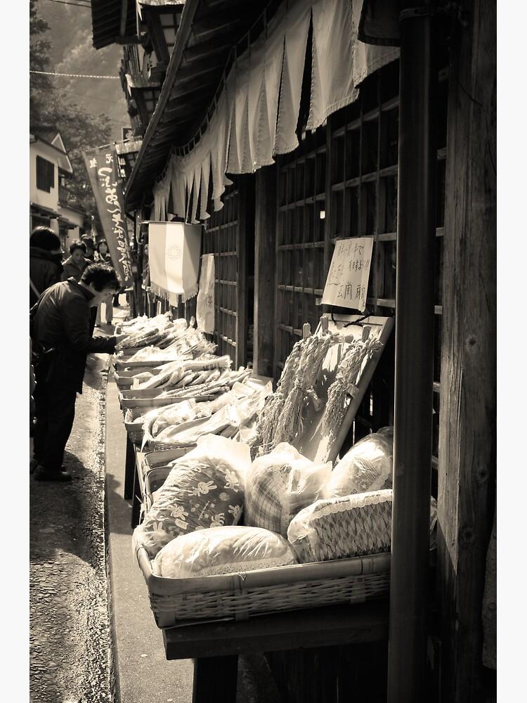 Yabakei Street Market by mikosoft