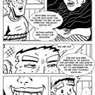 New Hawk & Croc page 32 by psychoandy