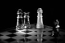 Chess 1: Game over, let's play again! by Lenka