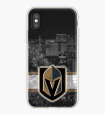 Vegas Golden Knights Skyline iPhone Case
