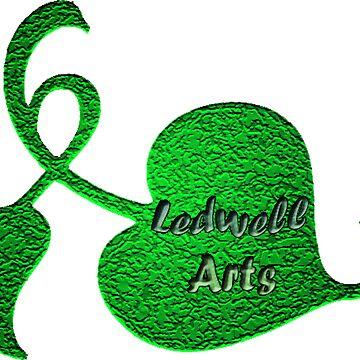 Ledwell Arts Logo by ledwellarts