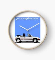 Peugeot 205 CTI Clock