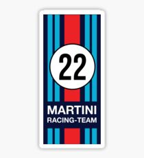 Pegatina Not Martini F1 Motorsport Williams unofficial!