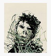 oil pastel (2014) Photographic Print
