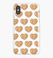 Pizza Heart iPhone Case/Skin