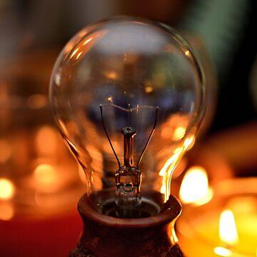 By Candlelight by PatSeg