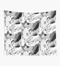 Wrenches Wall Tapestry