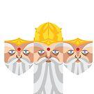 Brahma the Creator - Boxdoll by artkarthik