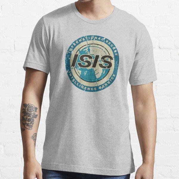 International Secret Intelligence Service Essential T-Shirt
