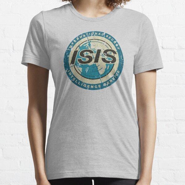 Service international de renseignement secret T-shirt essentiel