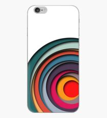 Color Circles iPhone Case