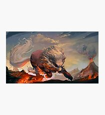 Arcanine, Pokemon Photographic Print