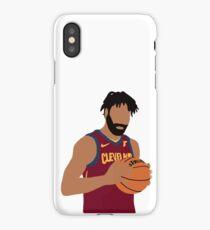 Derrick Rose cartoon  iPhone Case/Skin